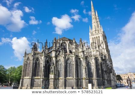 Kathedraal Frankrijk Romeinse katholiek Stockfoto © borisb17