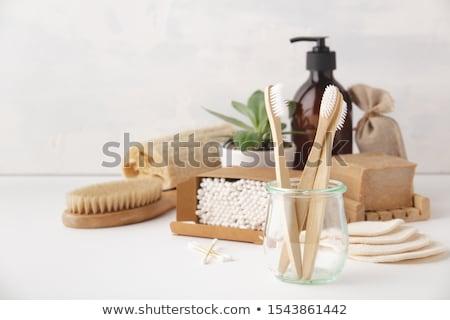 Zero odpadów naturalnych czyszczenia Zdjęcia stock © furmanphoto