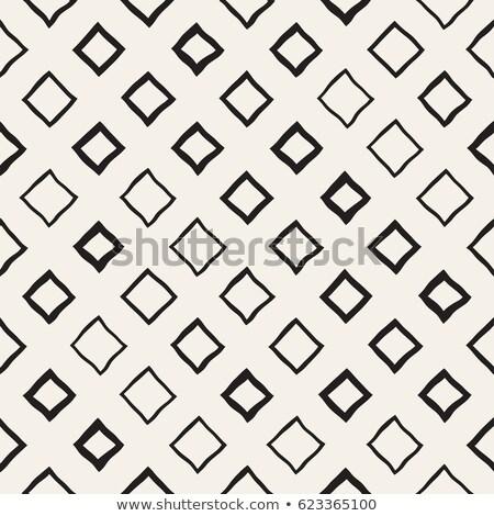 Vector fara sudura model monocrom geometric Imagine de stoc © samolevsky