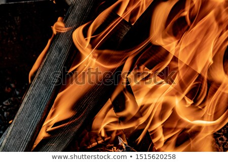 principale · bord · destruction · flamme · soudage · brûlant - photo stock © gewoldi