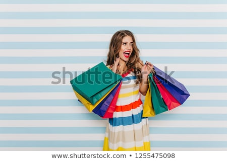 Stock photo: gorgeos beauty posing