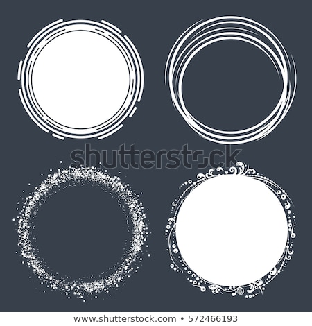 vector circles design stock photo © pinnacleanimates