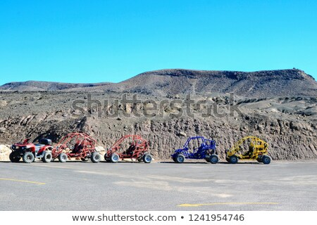 Buggy excursion Stock photo © remik44992