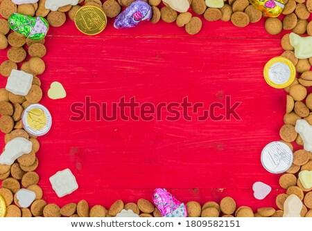 gingernuts Stock photo © compuinfoto