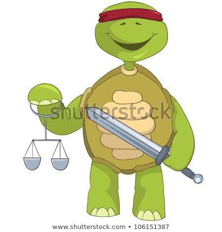 エクイティ · 正義 · 男 · メタファー · 信仰 · ビジネス - ストックフォト © rastudio