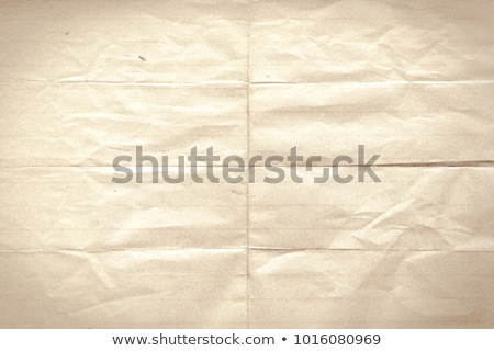 Old antique paper from a book or note pad blank retro background Stock photo © jeremywhat