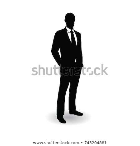 Businessman Shadow Stock photo © blamb