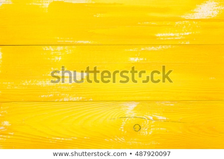 Yellow wood texture Stock photo © homydesign