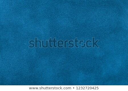 Felt Fabric Texture - Navy Blue Stock photo © eldadcarin