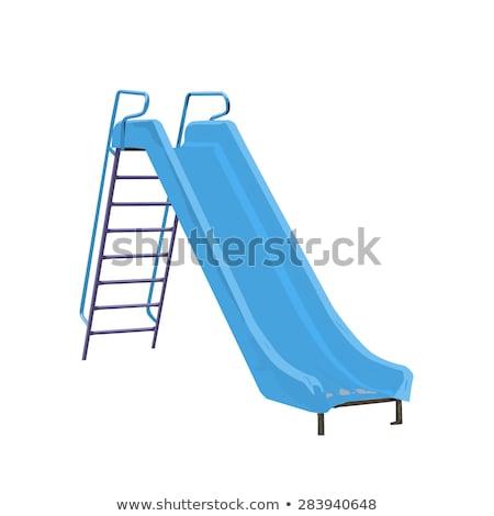 childrens slide stock photo © smuki