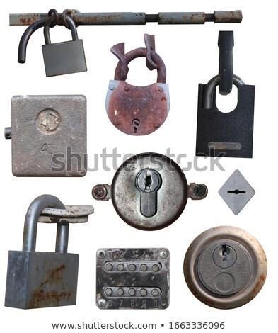 padlocks set stock photo © timurock