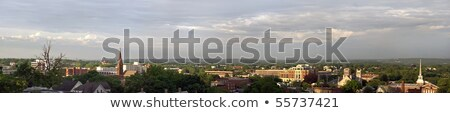 Novo grã-bretanha Connecticut panorama panorâmico Foto stock © ArenaCreative