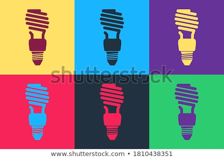pop art poster stock photo © allegro
