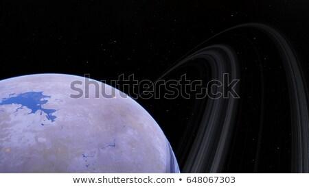 segundo · terra · imagem · outro · natureza · lua - foto stock © Kirschner