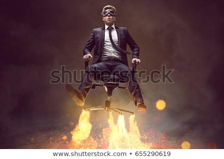 Fire It Up Stock photo © jfgelinas