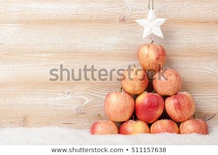 Férias árvore frutífera foto secas fruto ervas Foto stock © tab62
