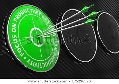 produtividade · futurista · abstrato · tecnologia - foto stock © tashatuvango