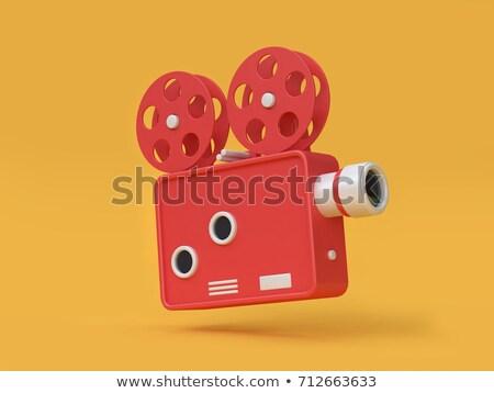 3d movie Stock photo © kovacevic