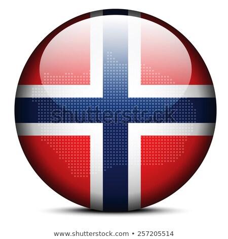 Сток-фото: карта · точка · шаблон · флаг · кнопки · острове
