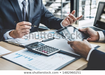 startup company investing stock photo © lightsource