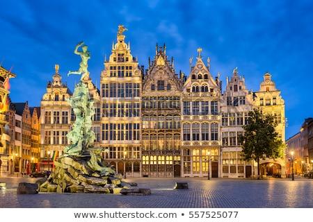Antwerp, Belgium stock photo © jorisvo