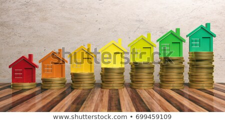 House Energetic Class, Save Money Stock photo © make