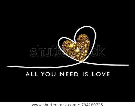 Elegance of love stock photo © pressmaster