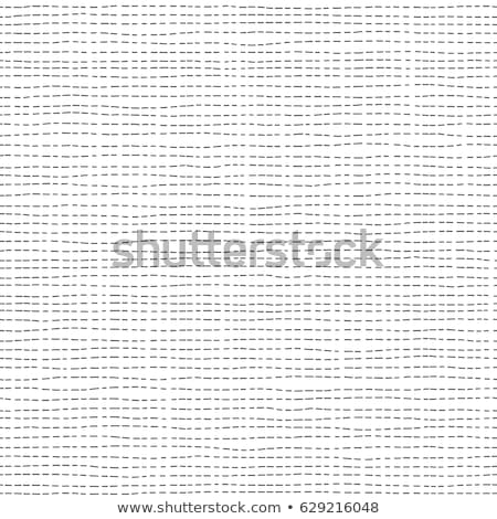 Wektora bezszwowy falisty poziomy linie Zdjęcia stock © CreatorsClub