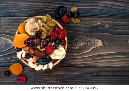 сушат · лет · плодов · мелкий · белый - Сток-фото © frimufilms
