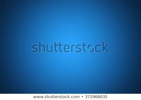 Resumen profundo azul gradiente elegante vector Foto stock © saicle