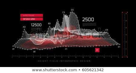 ベクトル · 抽象的な · ネットワーク · 医療 · 技術 - ストックフォト © m_pavlov