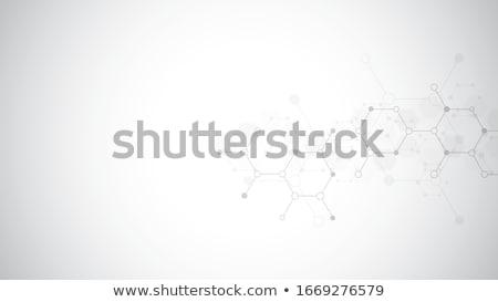 genetica · medicina · prescrizione · pillola · bottiglia - foto d'archivio © lightsource