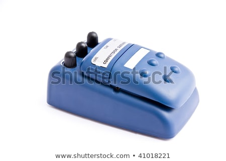 Compression sustain pedal Stock photo © jaykayl