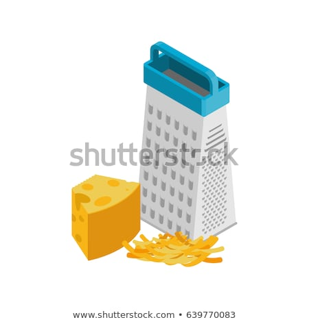 parmesan and cheese slicer stock photo © digifoodstock