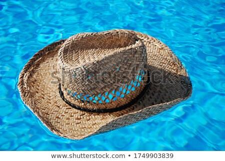 Outdoor swimmingpool Stock photo © Hofmeester