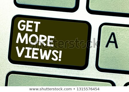 Get More Likes on Keyboard Key Concept. Stock photo © tashatuvango