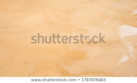 Yellow washed paper texture background. Recycled paper texture. Stock photo © ivo_13
