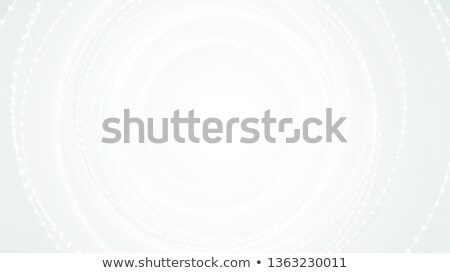 Vector striped spiral abstract tunnel light background. Spiral funnel. Gray twisted ray glow center. Stock photo © Iaroslava