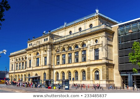 Royal Danish Theatre, Copenhagen stock photo © borisb17