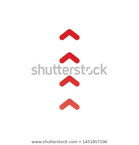 bianco · nero · frecce · isolato · bianco · design · arrow - foto d'archivio © kyryloff