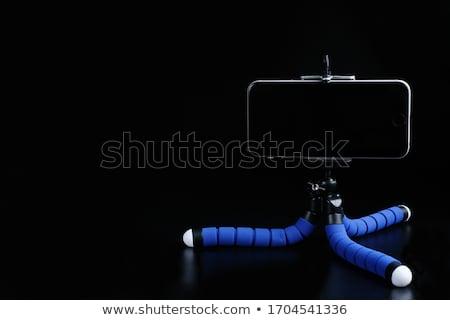 flexible mini tripod stock photo © raywoo