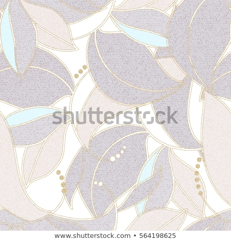 Repeating translucent pattern Stock photo © OlgaDrozd