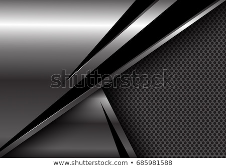 Soyut Metal kafes Internet sanat çelik Stok fotoğraf © pathakdesigner
