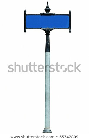 Street sign - September Stock photo © stevanovicigor