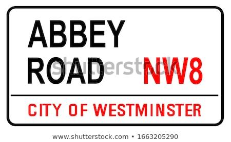 London street sign Stock photo © Snapshot