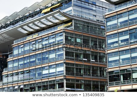 Linkstrasse, Potsdamer Platz, Berlin Stock photo © eldadcarin