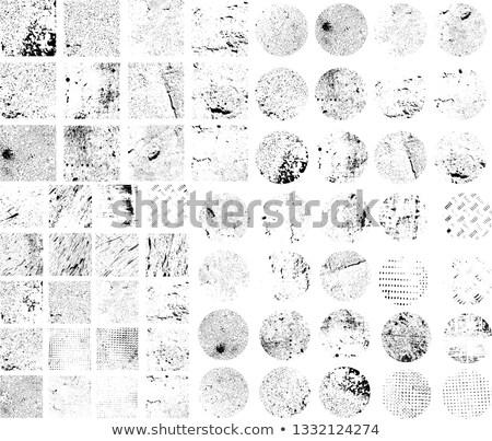 ingesteld · grunge · creatieve · texturen · kunst · olie - stockfoto © glyph