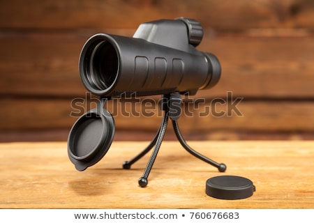 Long range binoculars Stock photo © ErickN