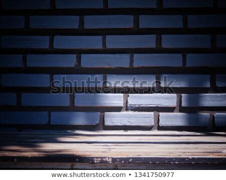 abbandonato · sedia · concrete · muro · vuota · plastica - foto d'archivio © sarahdoow