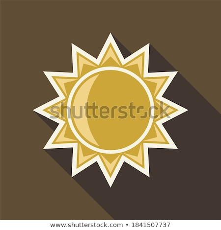 Thermometer Gold Vector Icon Button Stock photo © rizwanali3d